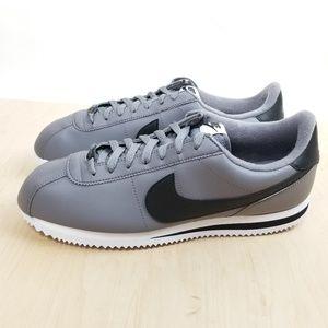 Nike Cortez Basic Leather Grey